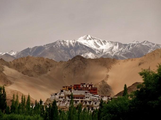 Thiksey monastery Ladakh, Thiksey, Ladakh photos