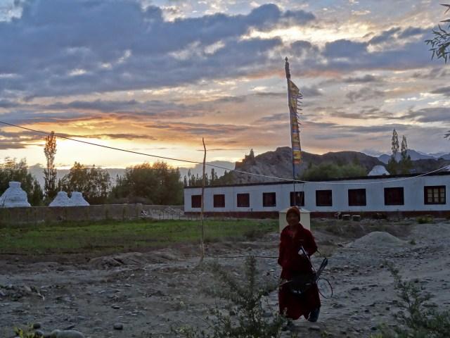 Ladakh nunnery, Thiksey
