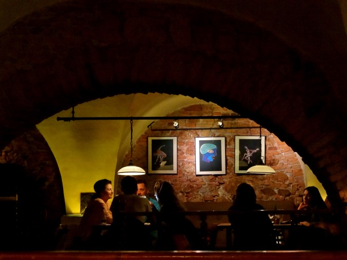 Bistro del arte brasov, Romania best cafes