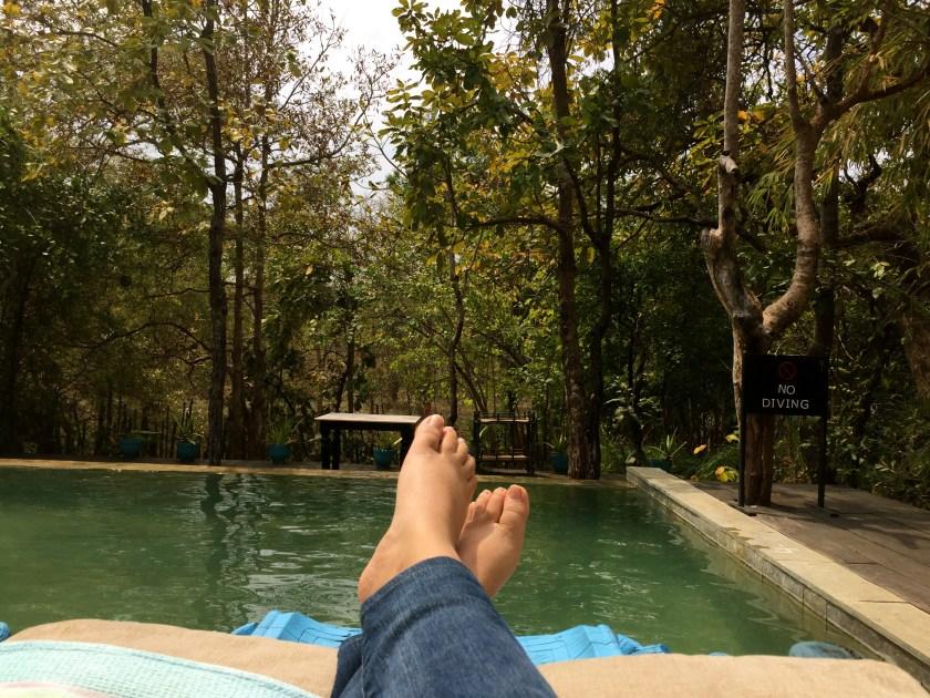 Baghvan swimming pool