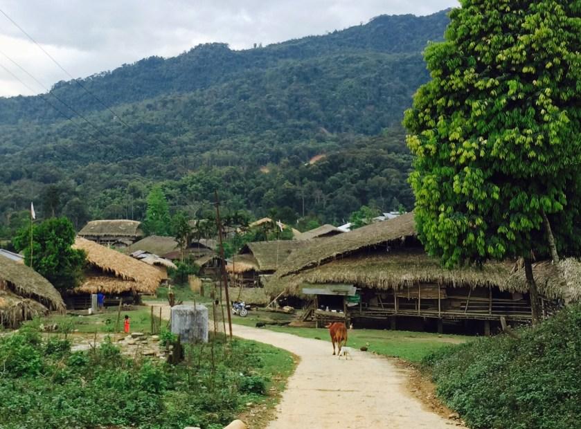 Along arunachal pradesh, arunachal pradesh villages, Darka village, galo tribe village