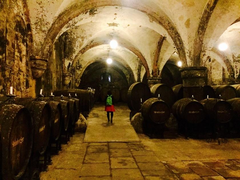 Kloster eberbach, wineries rheingau, rheingau germany