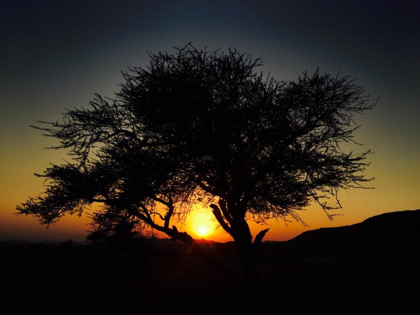 Jordan sunset, Jordan photos, Jordan desert, Wadi Finan, Dana biosphere reserve