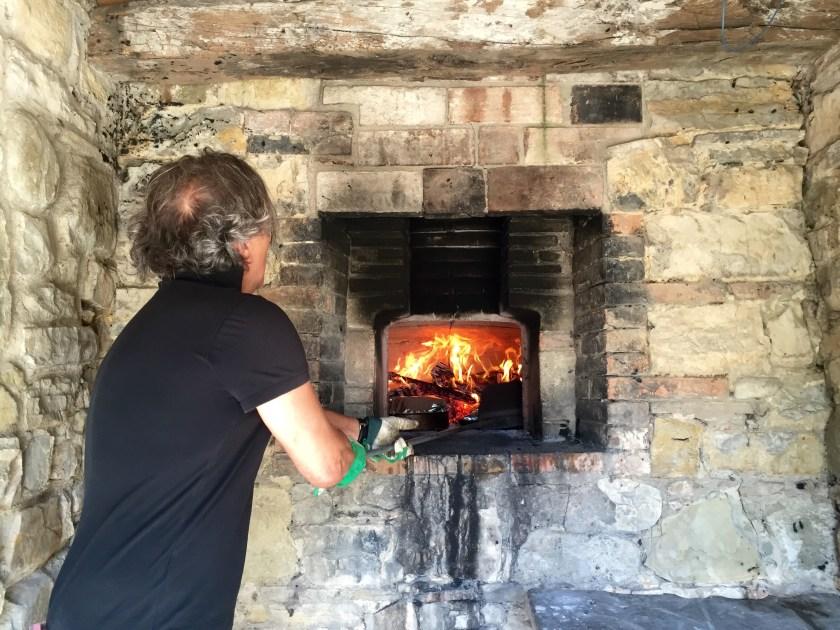 Umbria food, stone oven pizza, Italian food, Italian culture