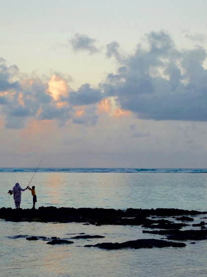 Mauritius sunsets   Mauritius things to do   Mauritius travel