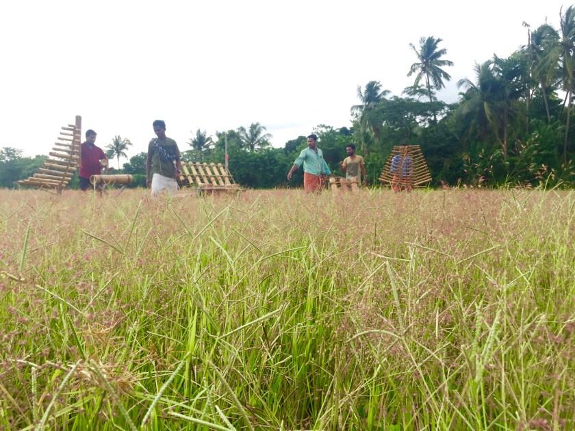 bamboo band kerala, kerala folk music, kerala artforms