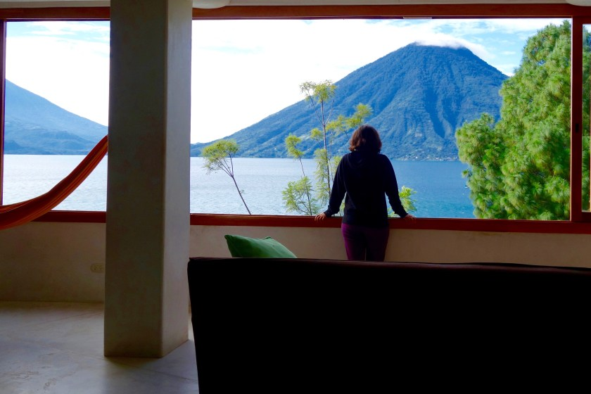 work from anywhere in the world, guatemala travel blog, lake atitlan guatemala
