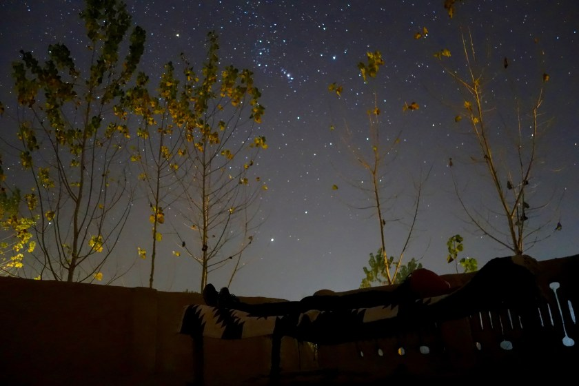 shooting stars in India, stargazing India, Punjab stargazing