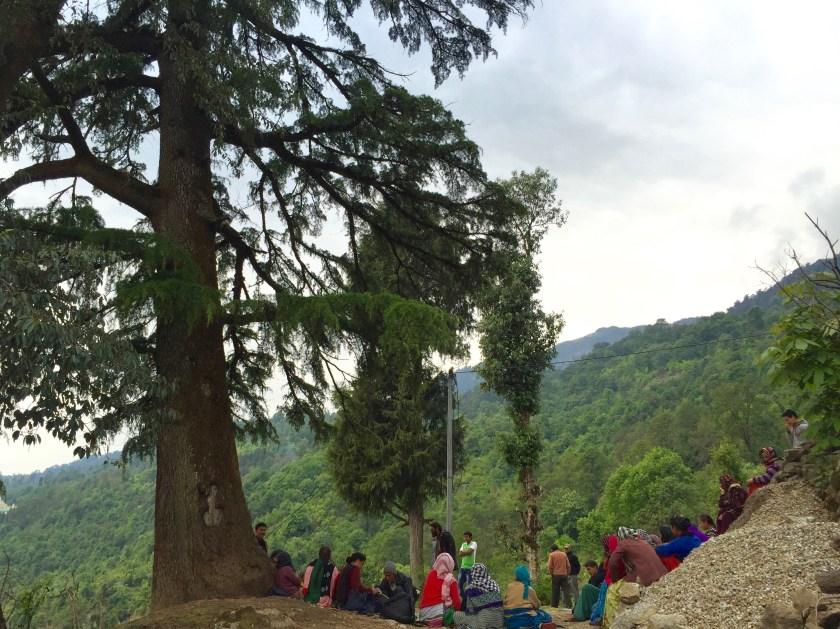 Sarmoli uttarakhand, himal kalasutra festival, sarmoli homestay