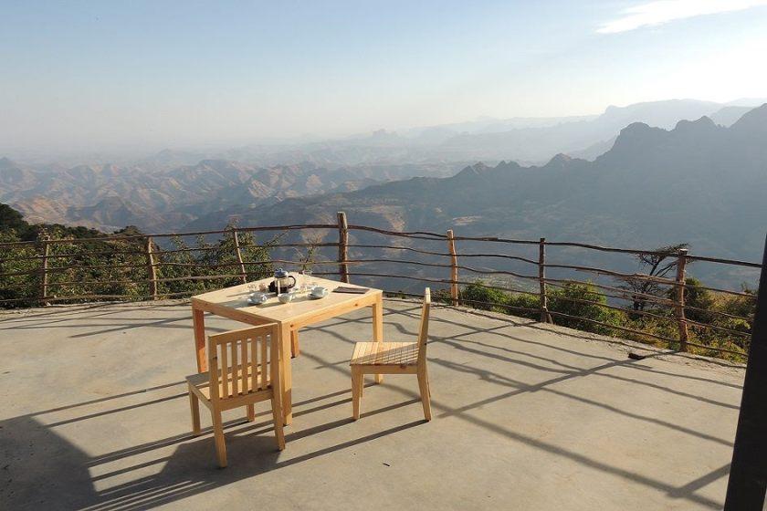 Limalimo lodge, ethiopia lodges, responsible travel ethiopia, simien mountains