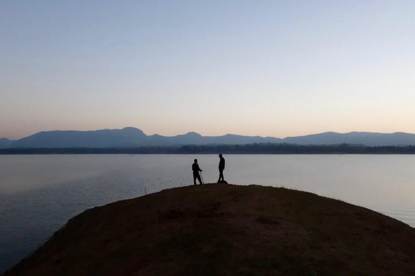 satpura national park, denwa, forsyth lodge, denwa river