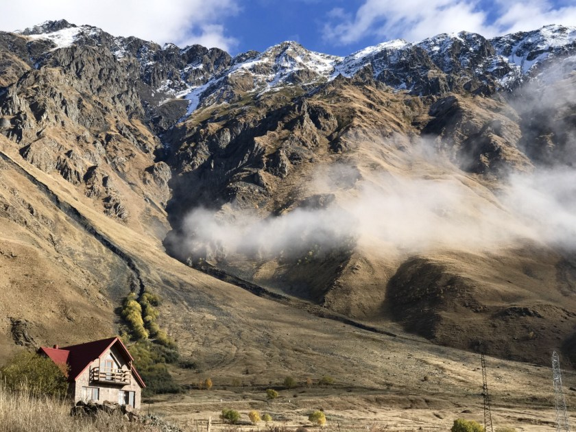 Kazbegi georgia, georgia airbnb, airbnb europe, airbnb blog