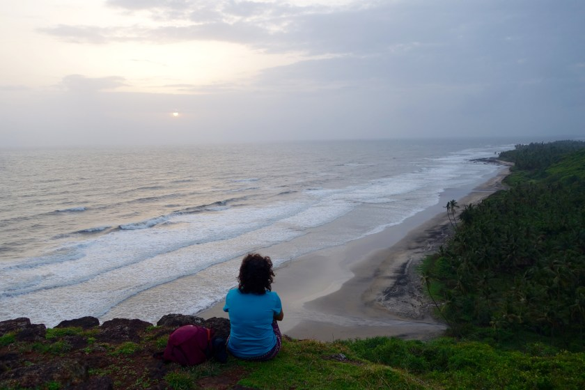 solo travel blogs, Indian solo travellers, maharashtra coast