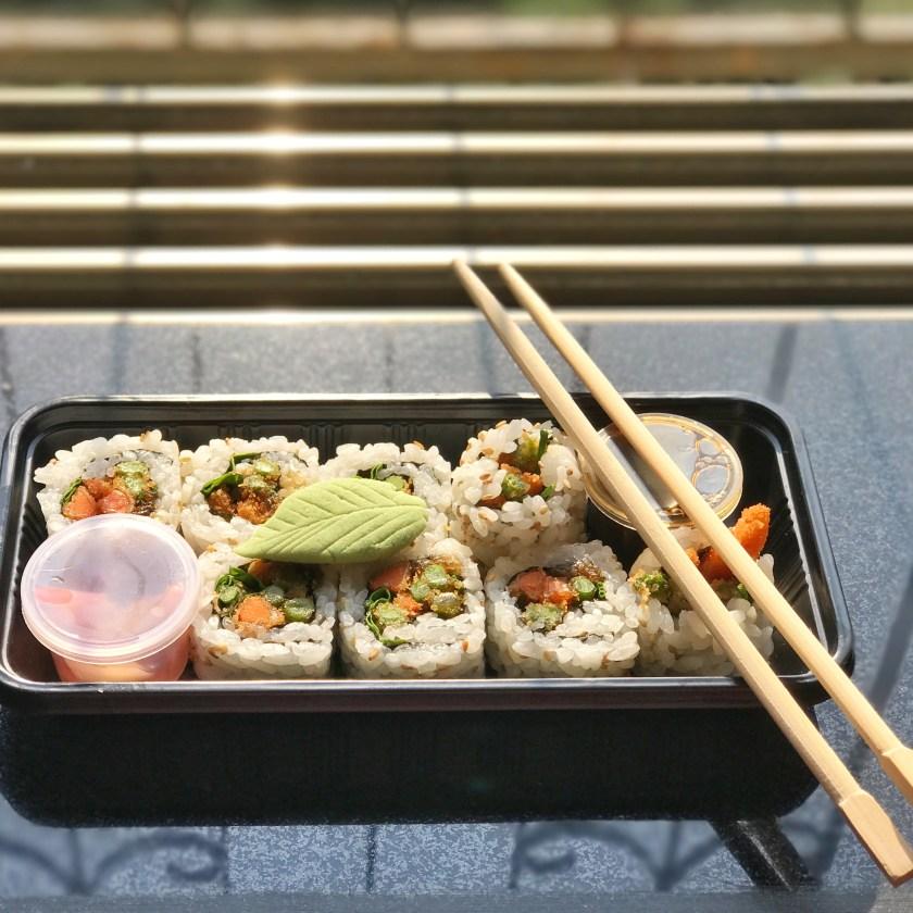 sushi mumbai, sushi koi, japanese food india