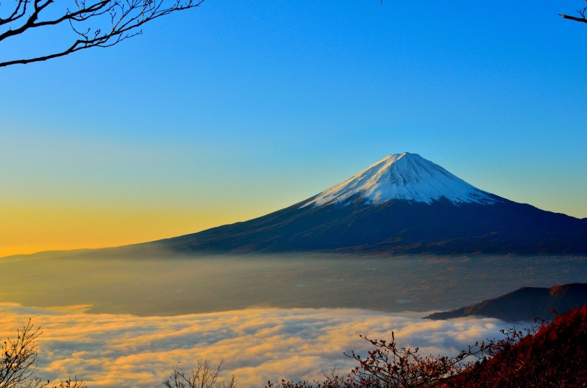 mount fuji, japanese traditions, japanese culture, shinto japan