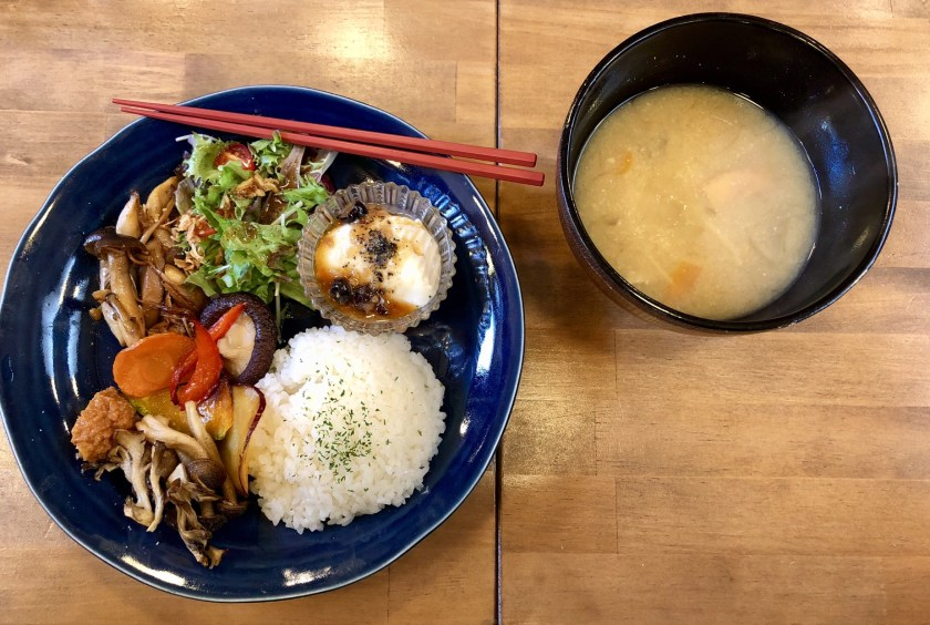 Japan vegan food, vegan travellers, Japanese food