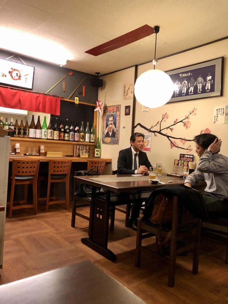 Japan izakaya, Japan sake, why travel to Japan
