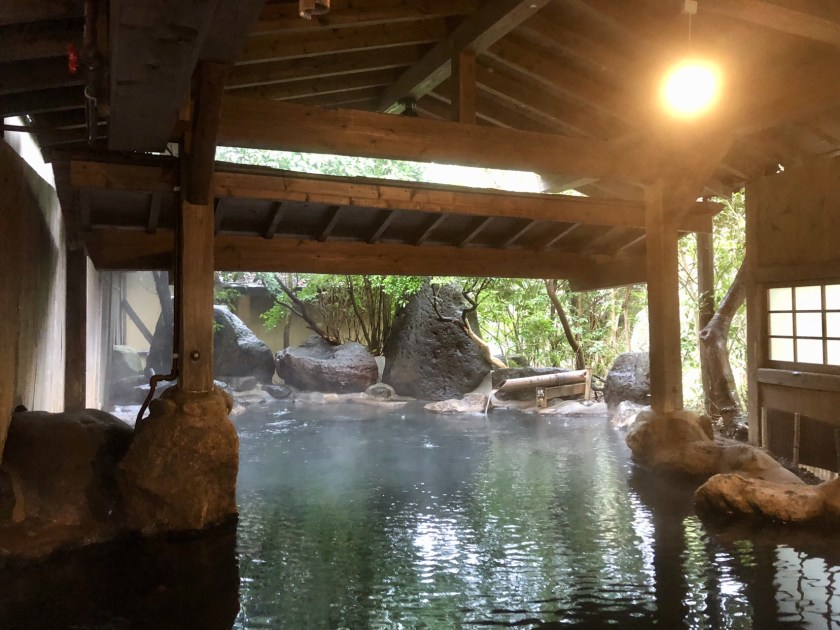 Japan onsen, Japan public bath, what is Japan like