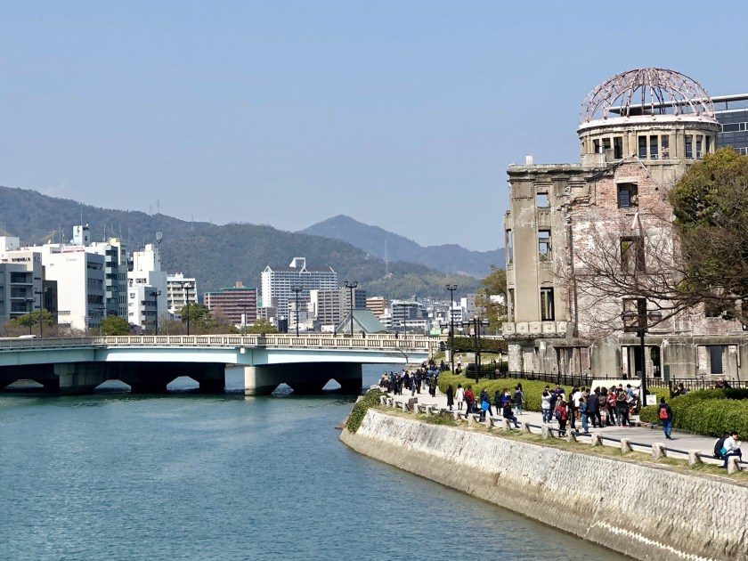 Hiroshima japan, reasons to visit Japan, Japan travel blogger