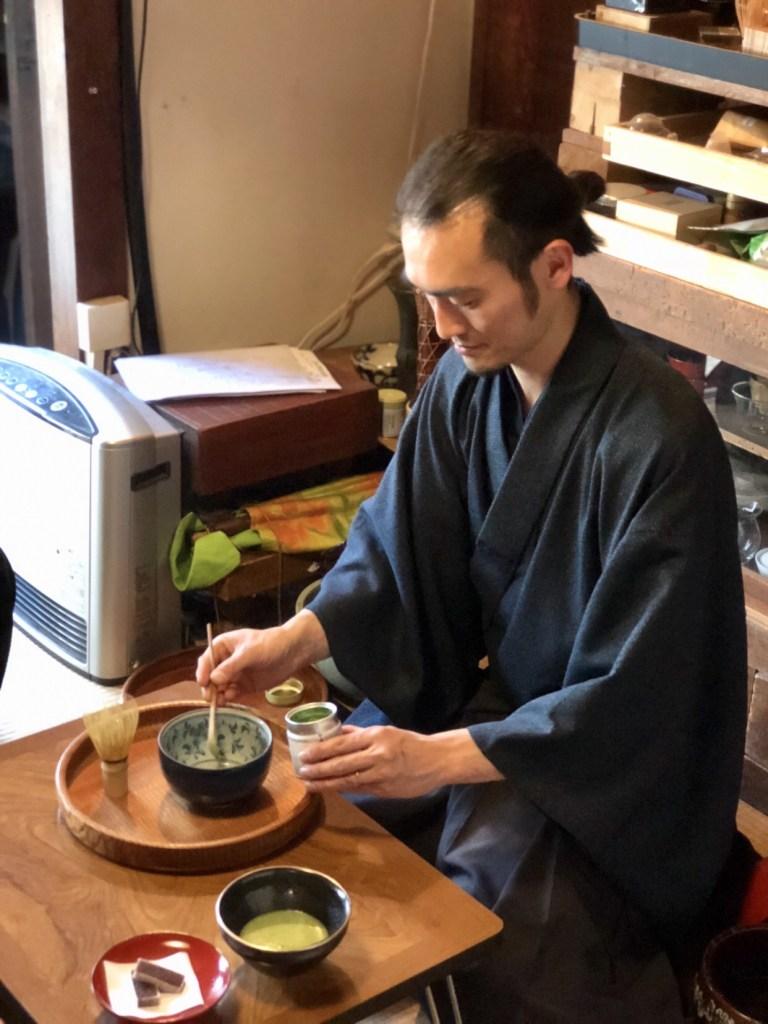 Samurai japan, tea ceremony samurai, what is japan like