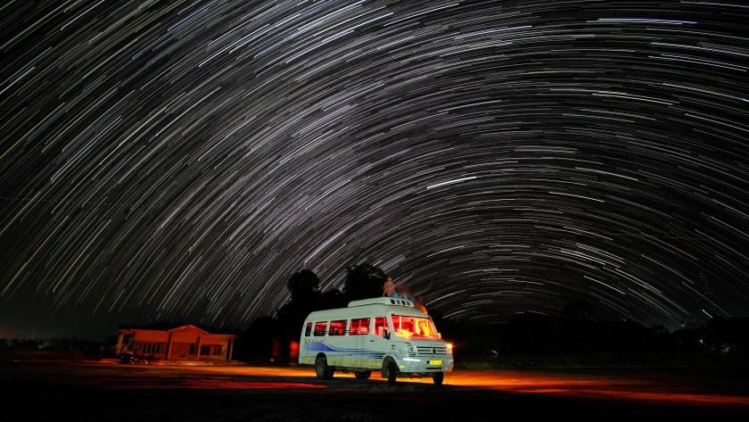 astrophotography, andaman nicobar night sky