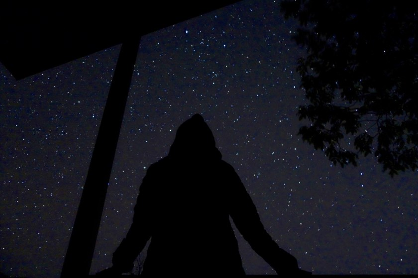 stargazing india, shooting stars in india, meteor shower india