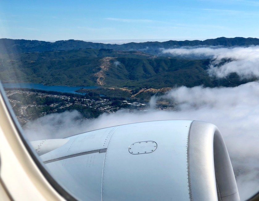 cathay pacific flight review, cathay pacific california to india