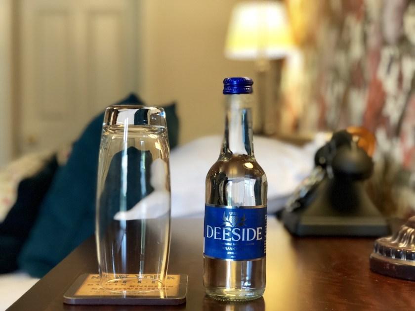 banchory lodge, glass bottles hotels