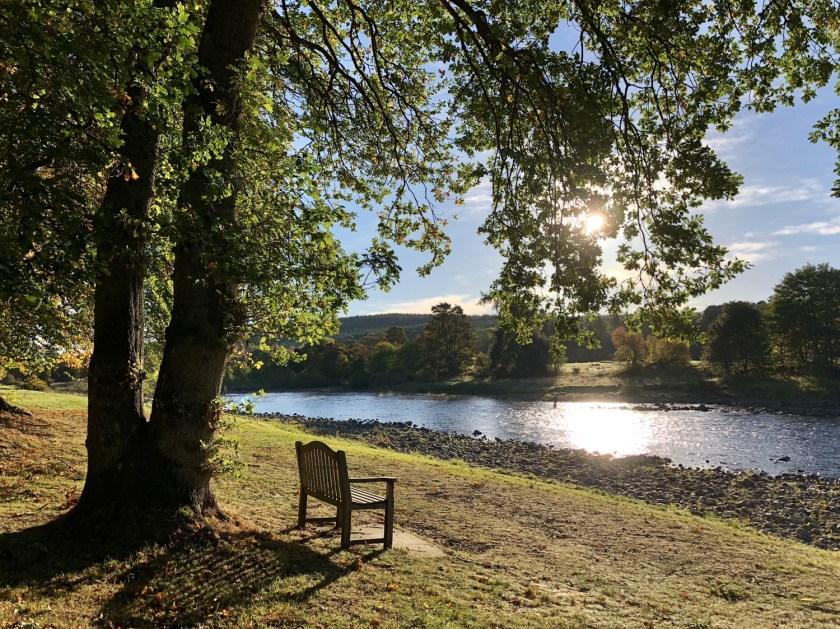 banchory lodge, river dee scotland