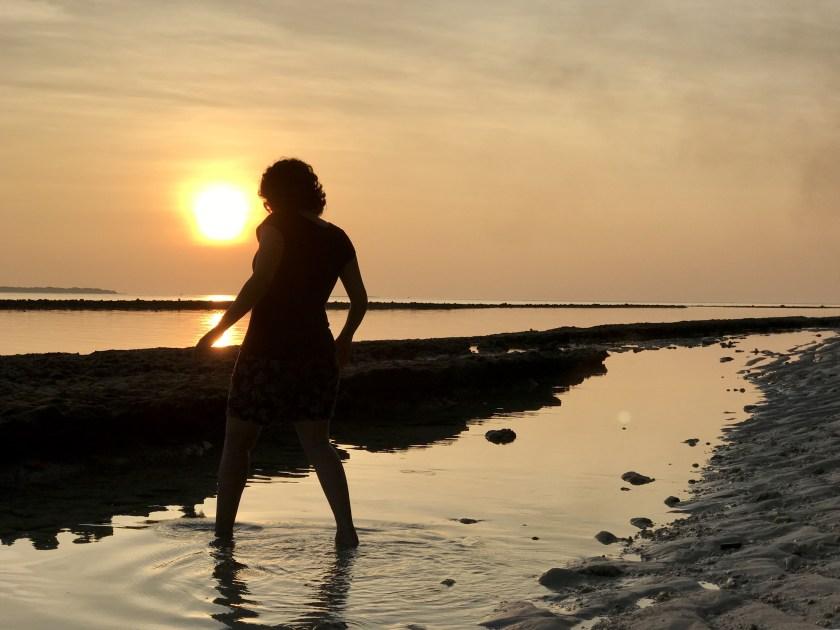 maldives sunset, maldives travel blog, maldives shivya nath