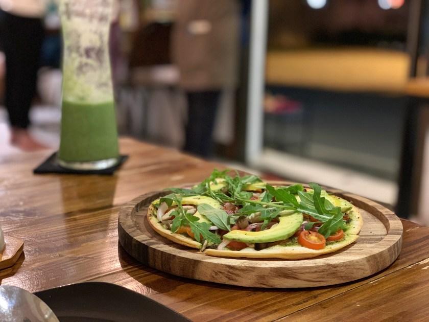rosy cheeks chiang mai, vegan restaurants chiang mai, vegan food chiang mai
