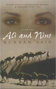 ali and nino, books about caucasus, best travel books