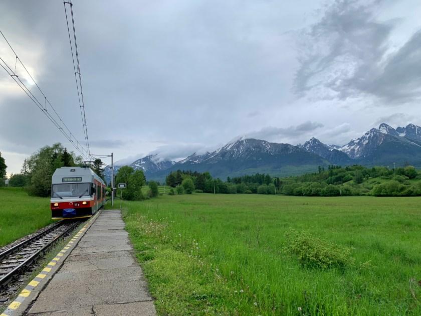 high tatras slovakia public transport, slovakia travel guide, high tatras slovakia travel blog, tatra mountains slovakia