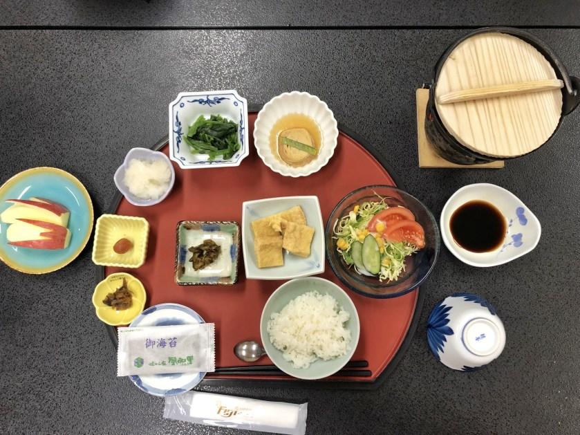 vegan guide to japan, vegan japan, vegan Japanese food