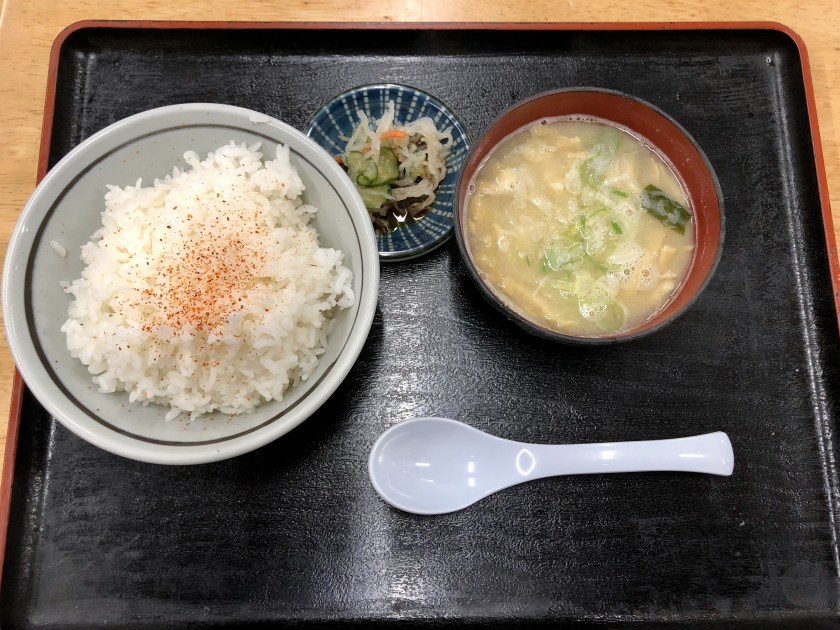 miso soup without dashi
