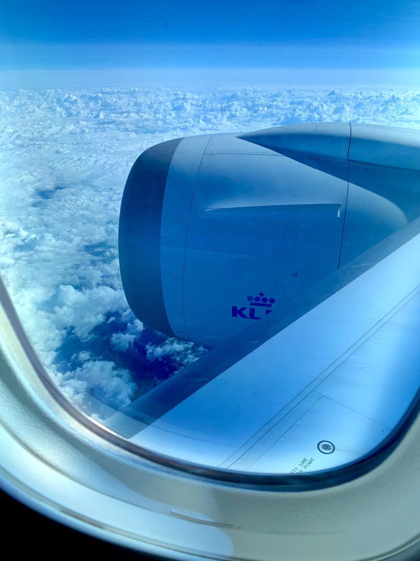 boeing 787-9 dreamliner, klm flights, klm fly responsibly
