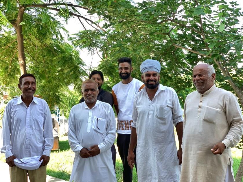 haryana farmer, haryana organic farming, india response to climate change