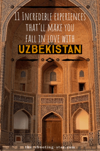 uzbekistan what to do, uzbekistan places to visit, uzbekistan travel guide