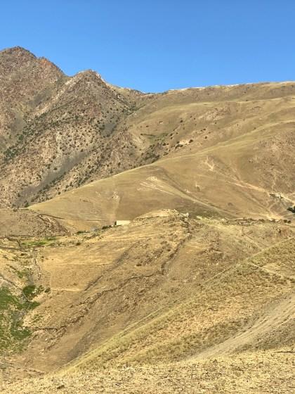 nuratau mountains uzbekistan