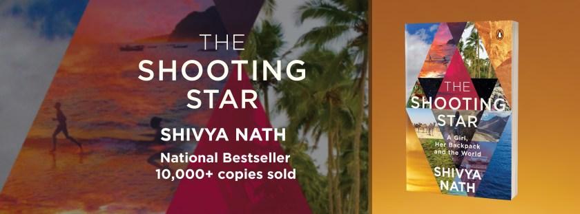 the shooting star, shivya nath