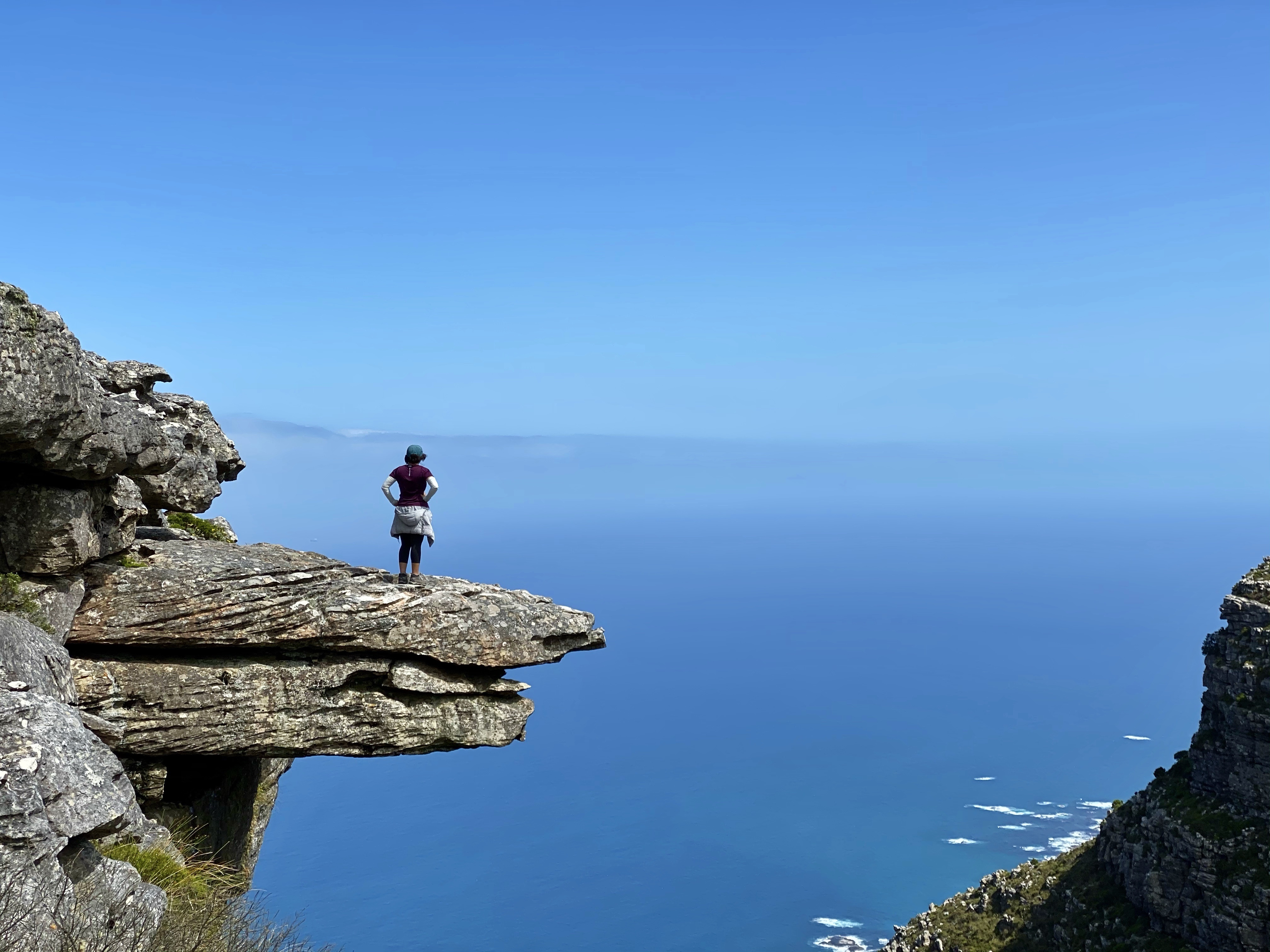 secret things to do in cape town, kasteelspoot hike table mountain