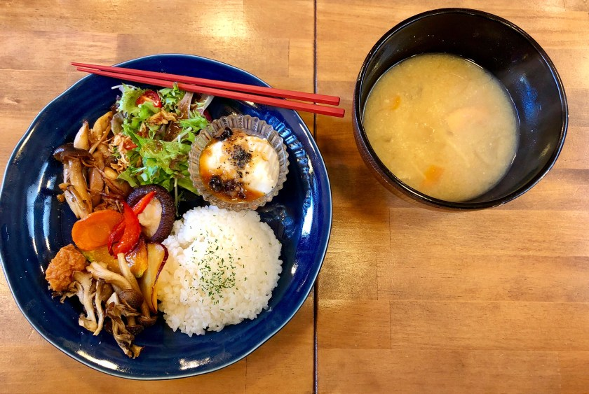 vegan in japan, vegan travel bloggers