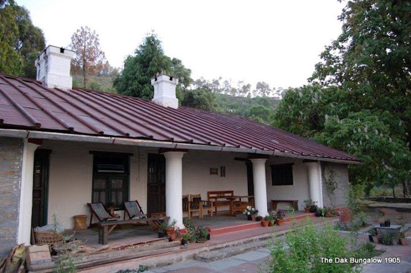 Dak bungalow peora, peora homestay, uttarakhand homestays