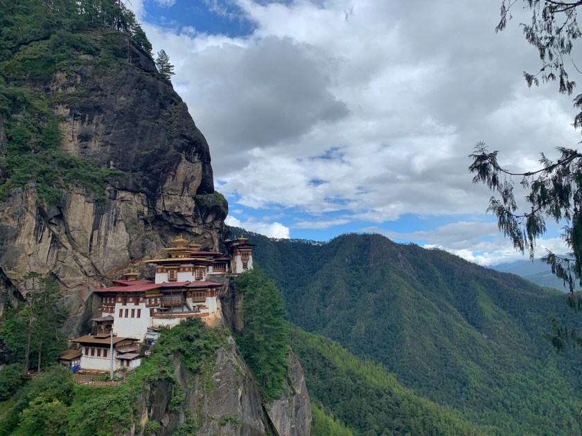 paro taktsang, tiger's nest hike
