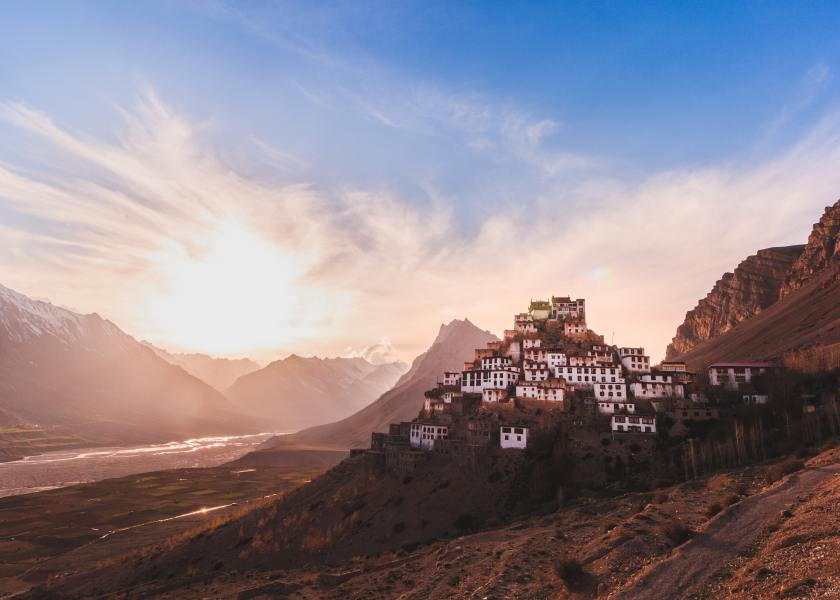kee monastery, spiti travel, spiti travel guide, spiti travel blog
