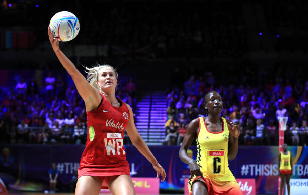 Netball World Cup: Oyella Sent Off As Uganda Fall To England