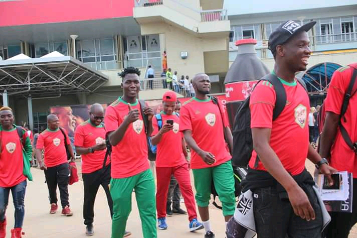 CAF Confederations: Proline FC Vows To Qualify As Opponents Touch Base