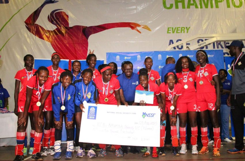 NSSF KAVC Volleyball: Nkumba, Homegrown Crowned Champions
