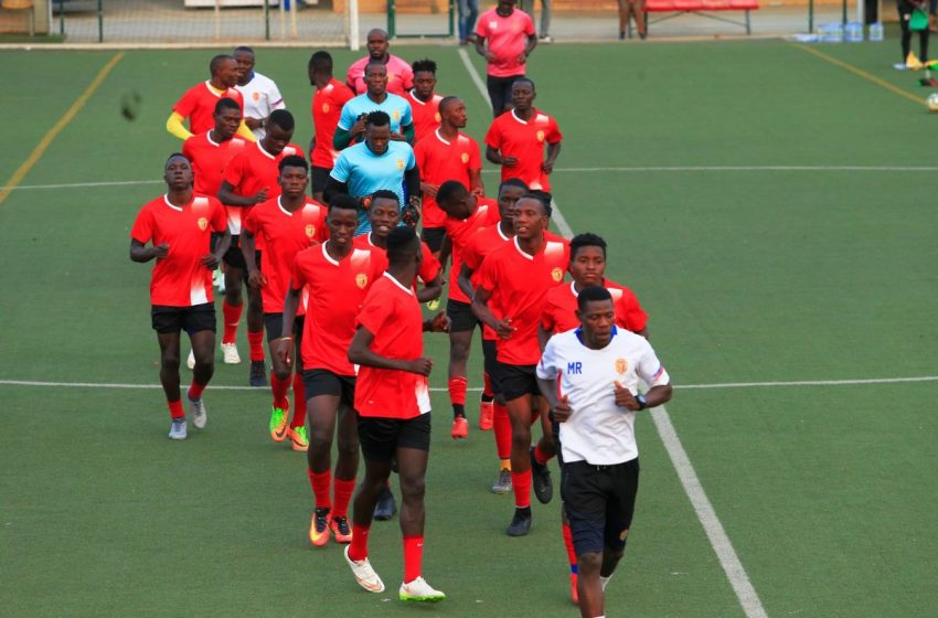 CAF Champions League: We Are Here For Positive Result – Gift