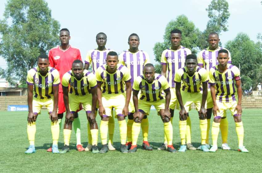 Uganda Cup: Proline Overcome Admin FC After Shootouts